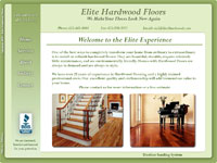 Seattle Webdesign - Elite Hardwood Floors