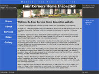 Everett Webdesign - Four Corners Home Inspections