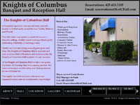Everett Webdesign - Knights of Columbus
