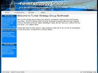 Seattle Webdesign - Turner Strategy Group